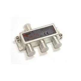 TRIAX SCS3 - 3 WAY SPLITTER,5-2400MHZ,7.5-9.7DB, CLASS A