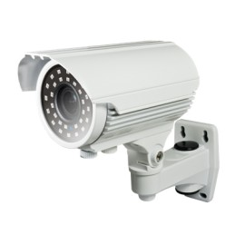 ΚΑΜΕΡΑ ANGA AQ-4216-NS4 BULLET (4in1) AHD/CVI/TVI/CVBS 2.4MP 1/2.8 1080P/960H 48pcs SMD IR LED 60MTR